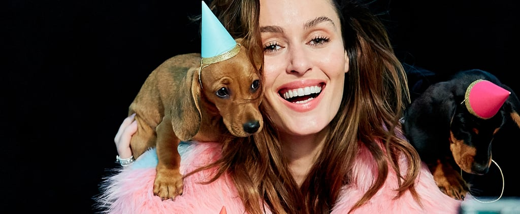 Puppies, Pyjamas and Nicole Trunfio: On Set With a Supermodel