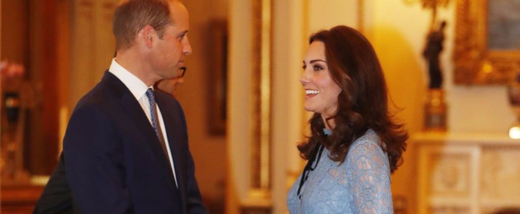 The Duchess of Cambridge Is Glowing During Her First Public Appearance Since Third Pregnancy News