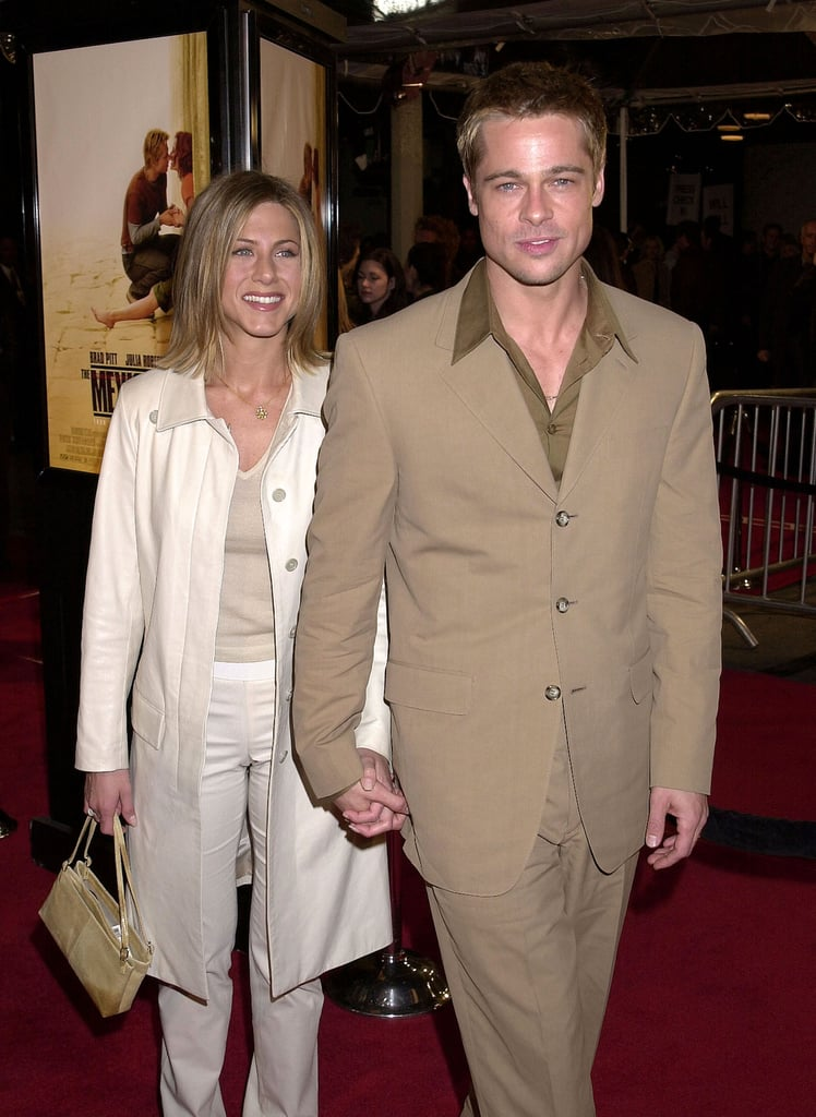 Jennifer Aniston And Brad Pitt 2013 Hot Pictures of Brad P...