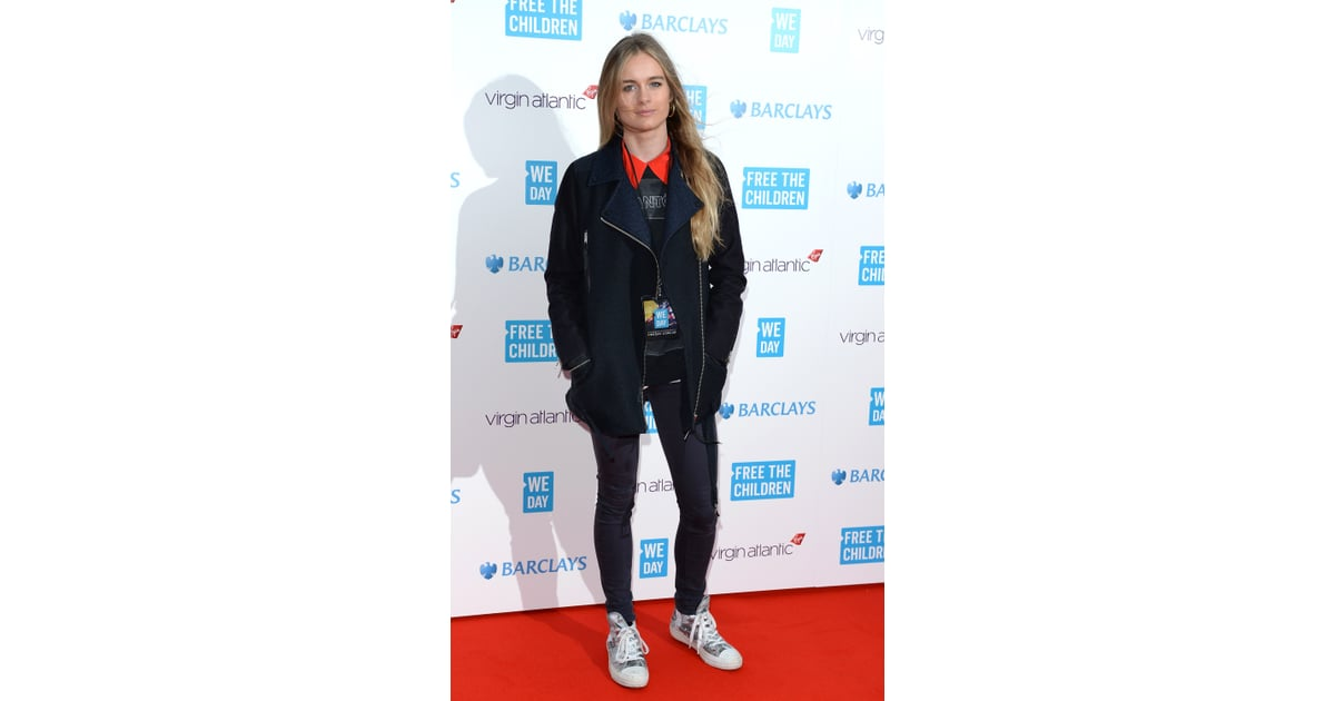 Cressida Bonas At The We Day Uk Event Cressida Bonas Style Pictures Popsugar Fashion Photo 1