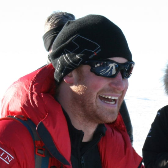 Prince Harry's Race to South Pole Suspended