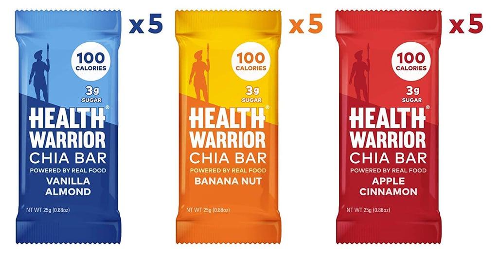 Health Warrior Chia Bars, Breakfast Variety Pack