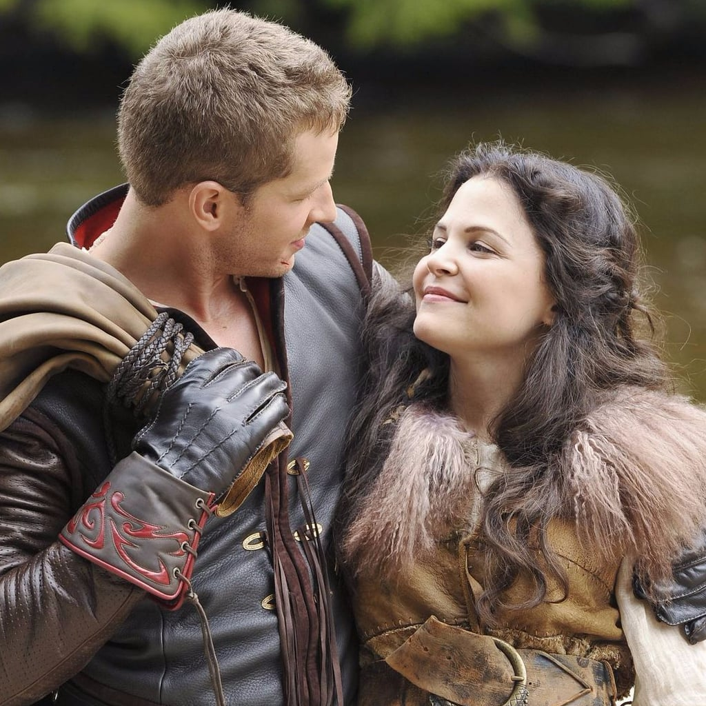 Image result for Once Upon A Time Snow and charming