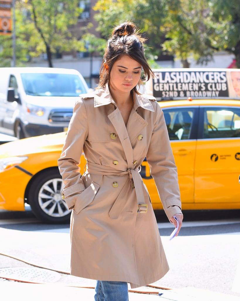 Selena Gomez Coats