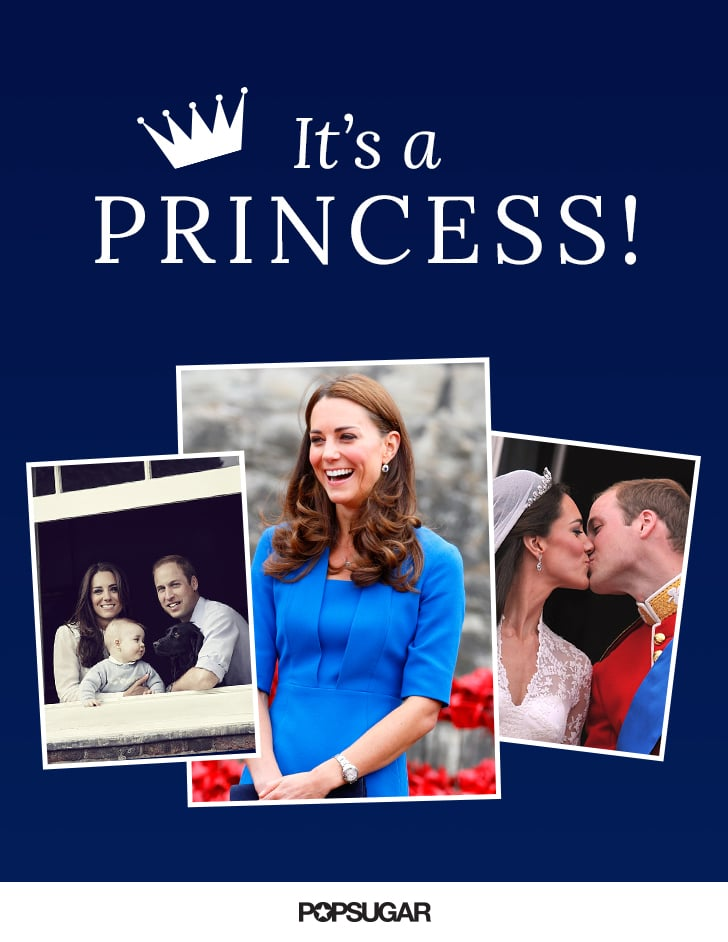 Kate Middleton Gives Birth to Second Royal Baby