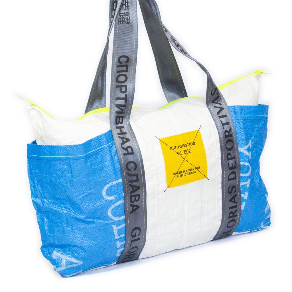 Glorias Deportivas Nylon Bag