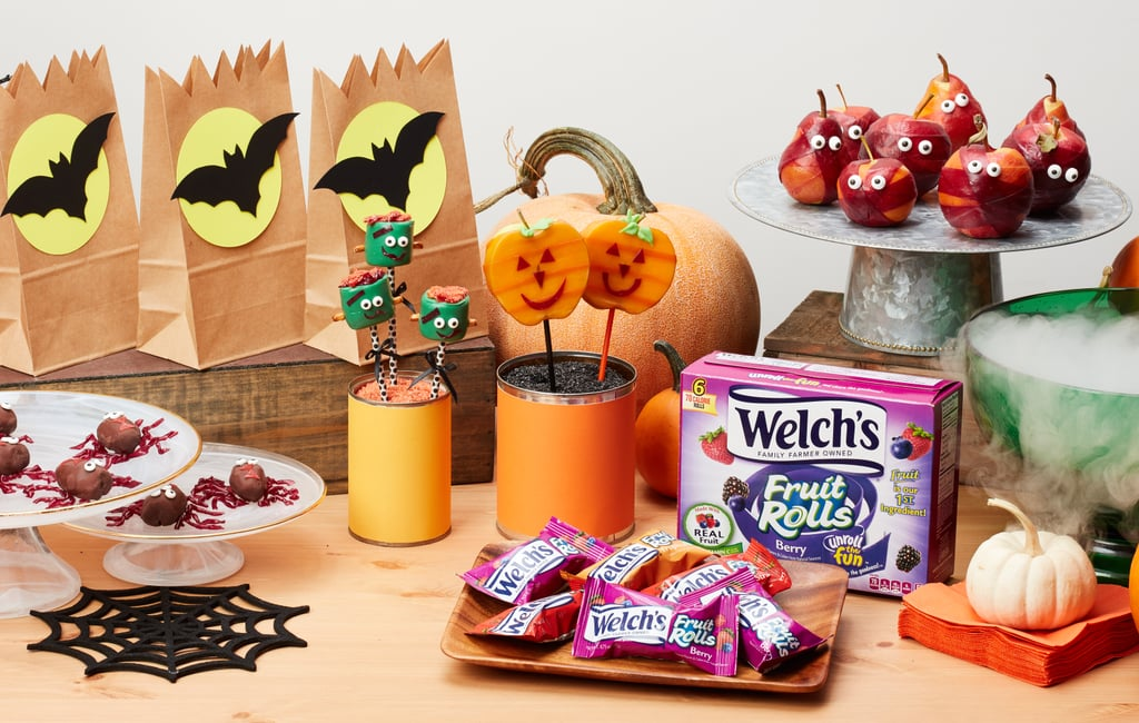 Create a Spooky Spread