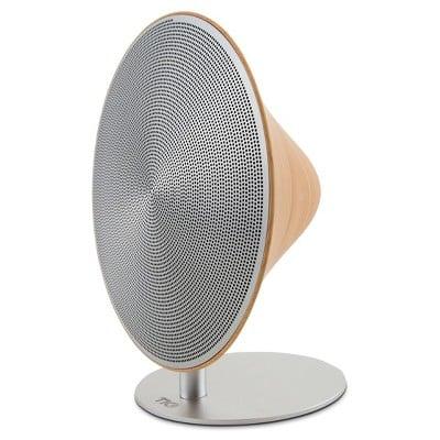 TIC Anaklia Portable Indoor Bluetooth Speaker Wood Grain