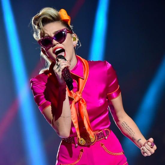 Miley Cyrus MTV VMAs 2017 Performance
