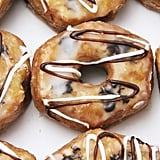 Fudge Croissant Donut