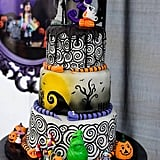 Fun Multilayer Cake