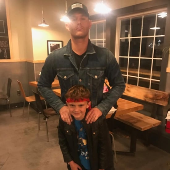 Jeffrey Dean Morgan's Son With Jensen Ackles Photo