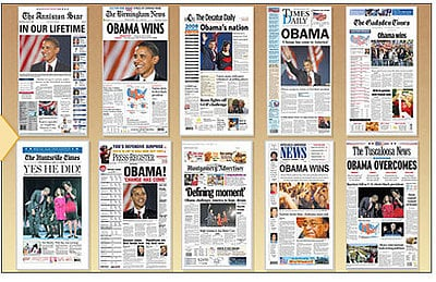 Awesome Site: Newseum