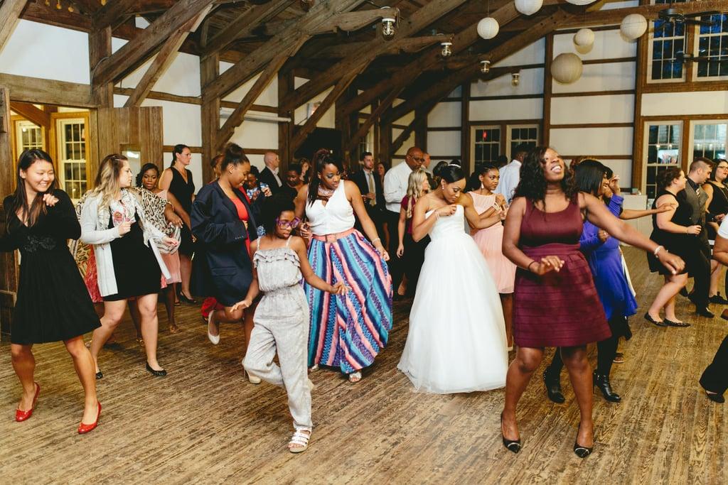 Mess Hall Dancing