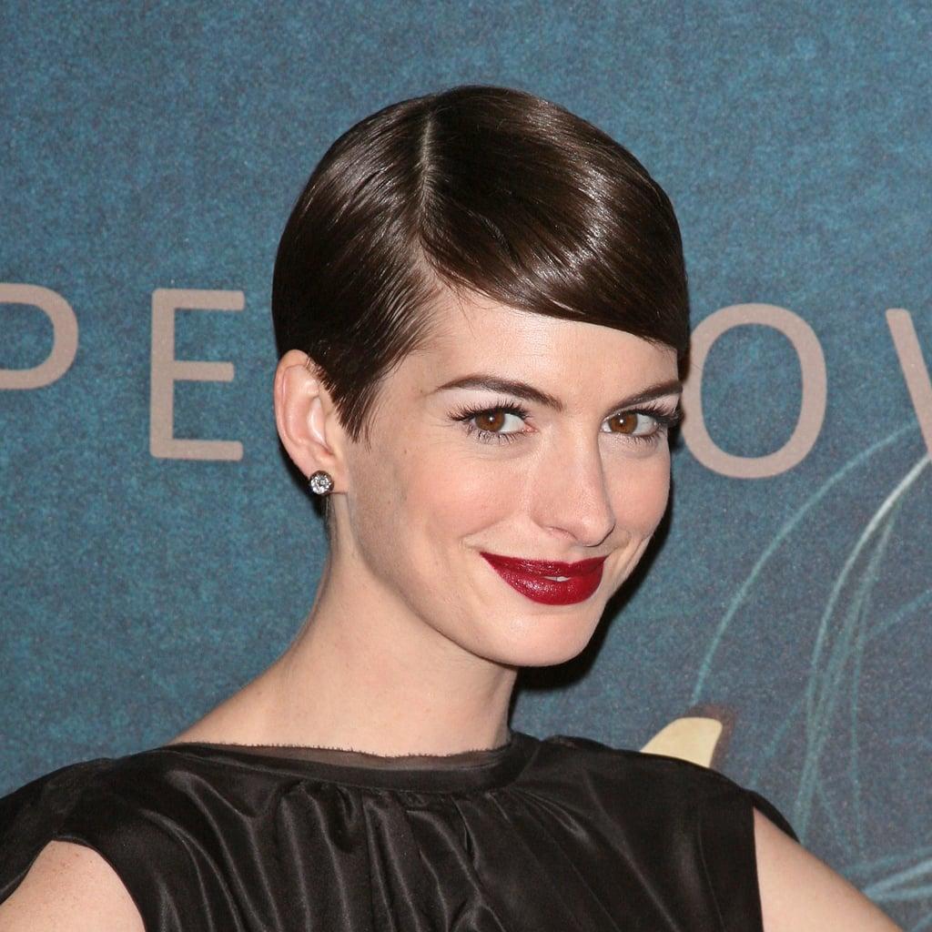 Anne Hathaway Engaged Celebrity Save The Dateanne: POPSUGAR AU