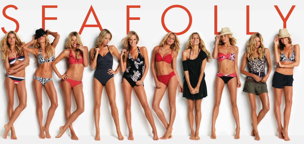 Pictures of Seafolly Swim Summer '10 Collection