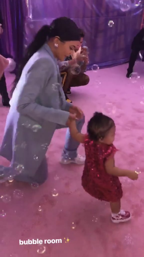 "Kylie Jenner's ""Stormi's World"" Birthday Party Pictures 2019"