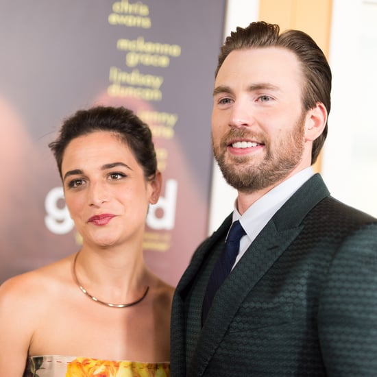 Chris Evans and Jenny Slate Break Up March 2018