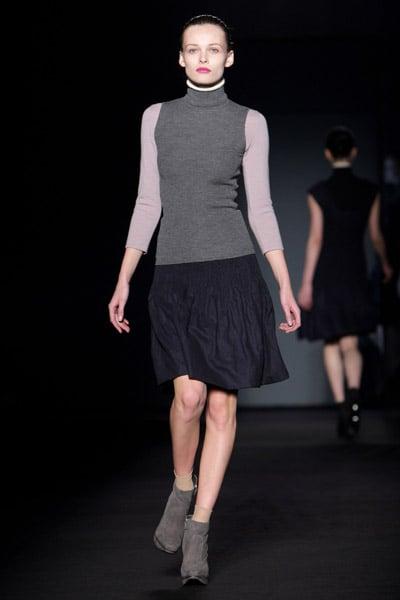 Milan Fashion Week: Alberta Ferretti Fall 2009