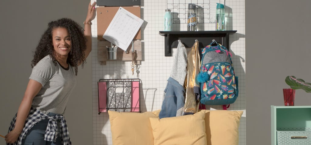 This Easy Back-to-School DIY Will Kick Clutter to the Curb