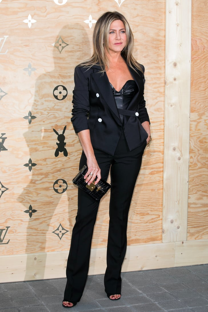 Jennifer Aniston Louis Vuitton Bag Popsugar Fashion