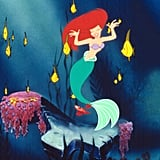 In 1989, Ariel became Disney's first princess in 30 years.