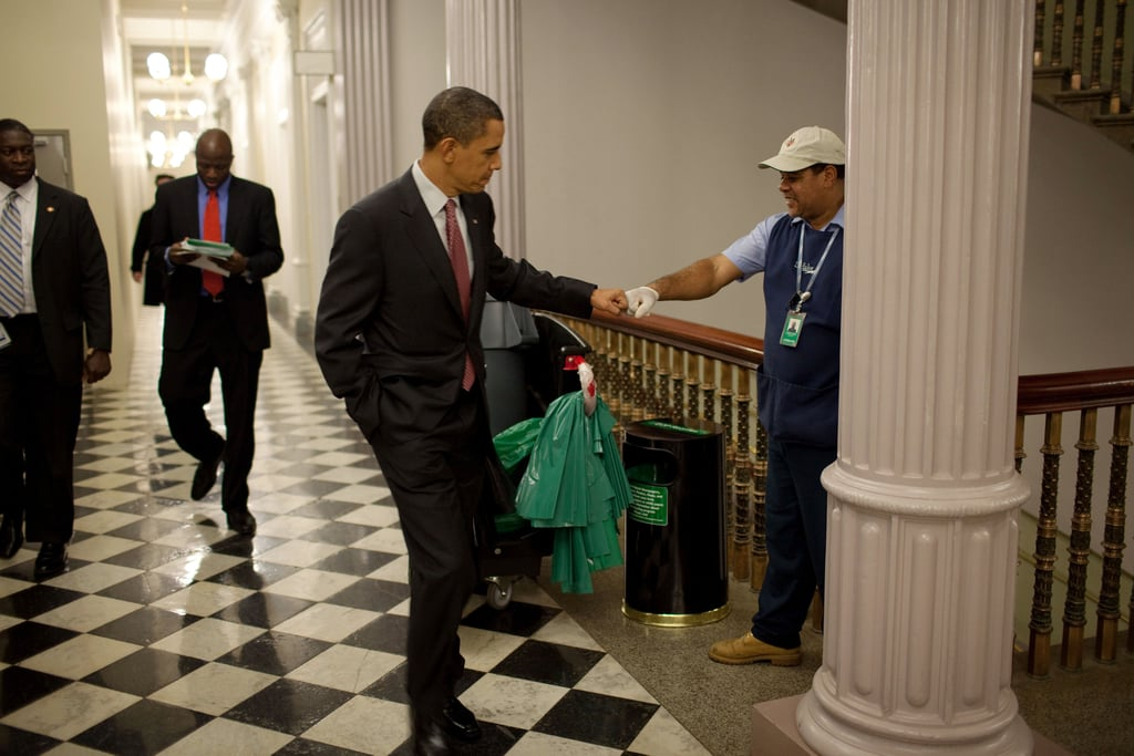 22 Photos That Prove Obama's the Most Down-to-Earth President Ever