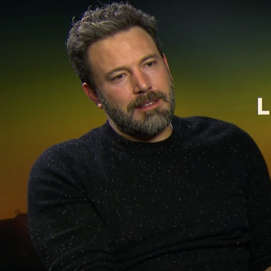 Ben Affleck Talks About Sad Affleck Video January 2017