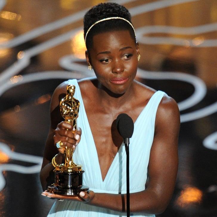 Oscars Acceptance Speeches 2014