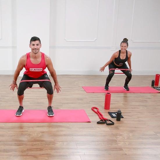 POPSUGAR Fitness Instagram Live Workouts, Week of 6/22/21