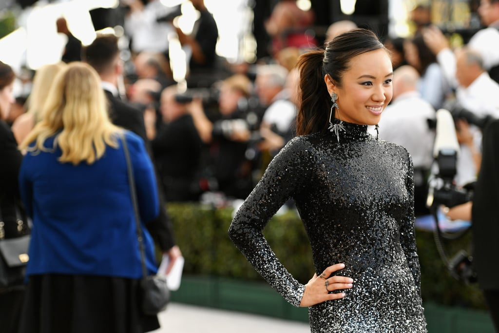 Ellen Wong at SAG Awards