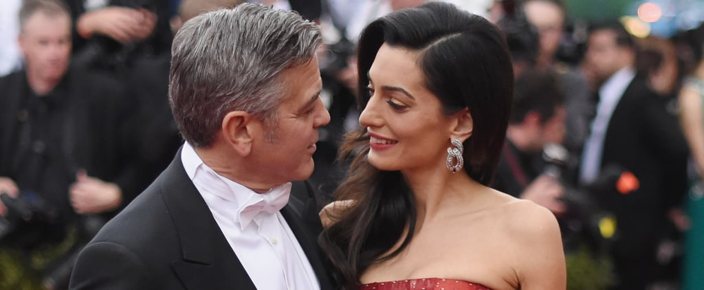 12 Lovely Things We Learned About George and Amal From Their Joint THR Interview