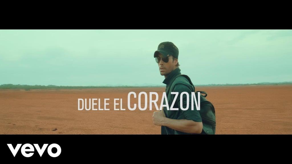 """""""Duele El Corazón"""" by Enrique Iglesias Feat. Wisin"""