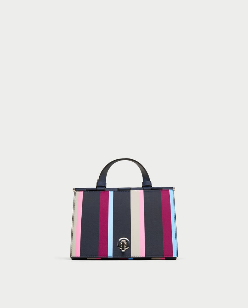 Zara Triangular City Bag