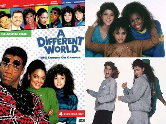 Clothes From the TV Show A Different World