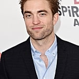 Robert Pattinson at the 2018 Spirit Awards
