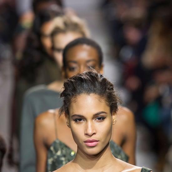 Zac Posen Black Models at Fashion Week Fall 2016
