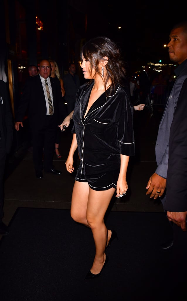 Selena Gomez Pajamas at The Dead Don't Die Afterparty