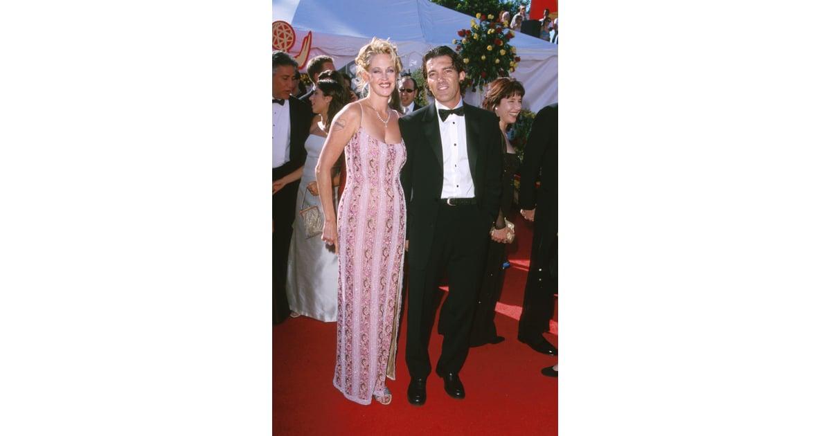 Melanie Griffith and Antonio Banderas, 2000   Former ...  Melanie Griffit...