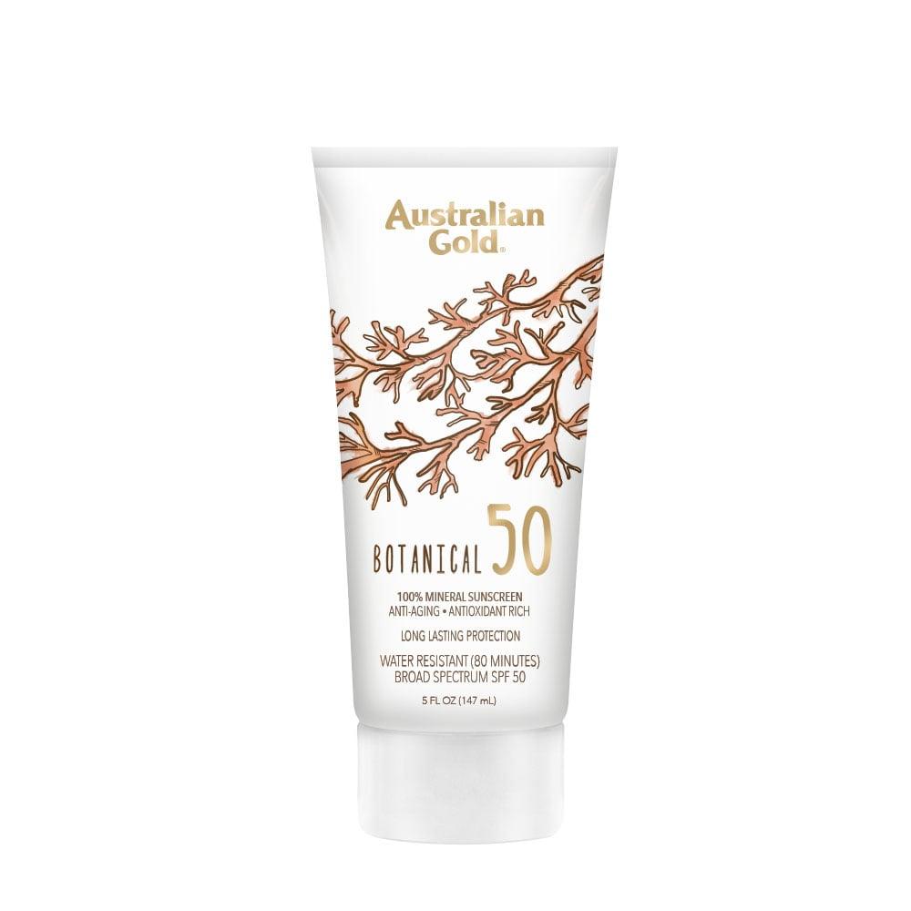 Australian Gold Botanical SPF 50 Mineral Sunscreen Lotion