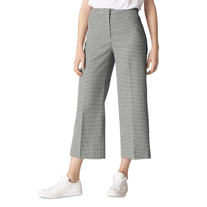 Whistles Printed Crop Pants