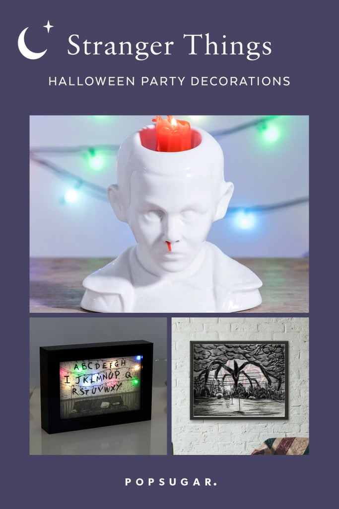 13 Stranger Things Halloween Decorations Fit For Hawkins