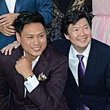 Pictured: Jon M. Chu and Ken Jeong