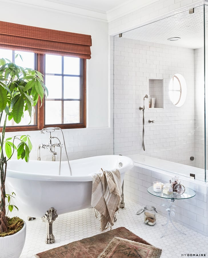 Practical Renovations In The Bathroom Brought The Home Up