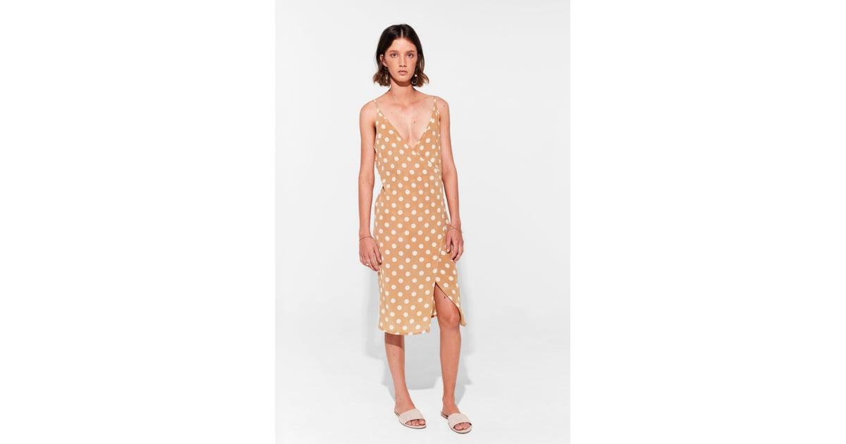 e12e23c5ca95 Sir the Label Eddie Wrap Midi Dress ($340) | Best Summer Dresses ...