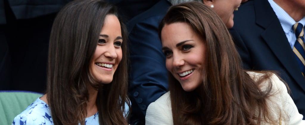Kate and Pippa Middleton Dressing Alike