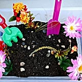 Make a Garden Sensory Bin