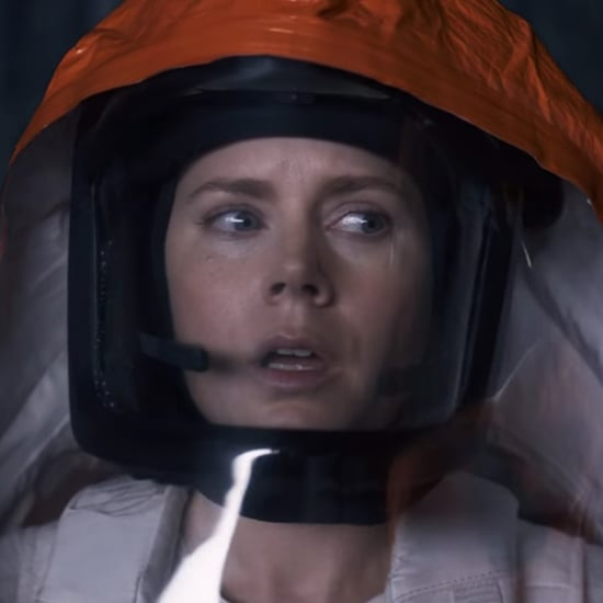 Amy Adams in the Arrival Trailer