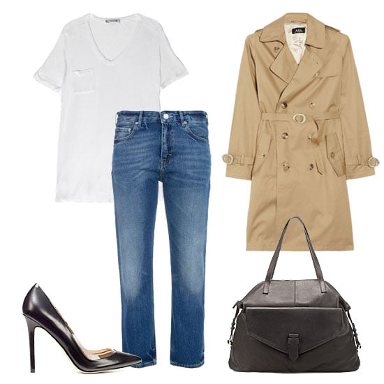 Classic Cool 30 Ways To Wear Your White T Shirt