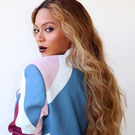 Beyoncé's Jeux De Mains Colorblock Pantsuit